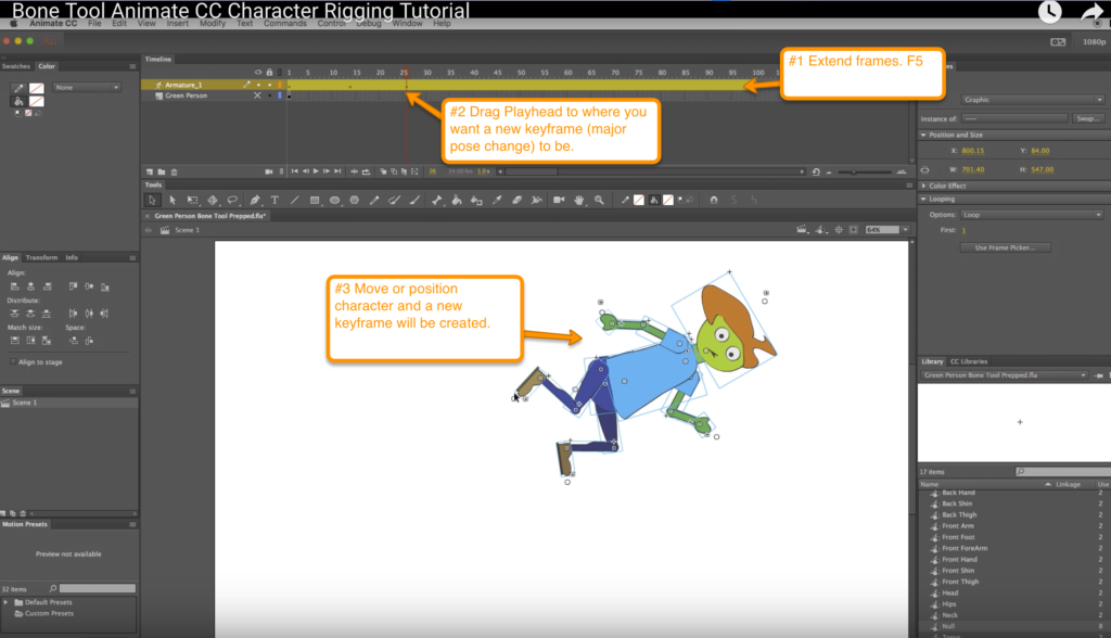 Animate CC Workflow – ftanimation.com